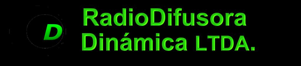 Radiodifusora Dinámica Limitada Logo