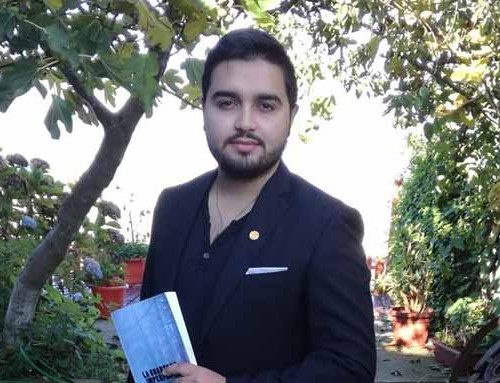 """Joven coronelino es éxito de ventas con su libro """"La coartada imperfecta"""""""