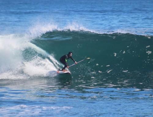 Surfista coronelino gana Circuito Latinoamericano en Ecuador