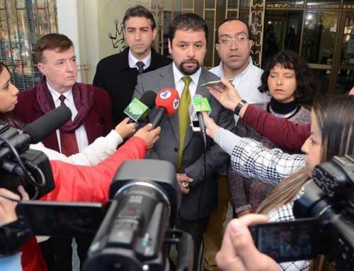Alcalde de Lota interpone querella por malversación de caudales públicos
