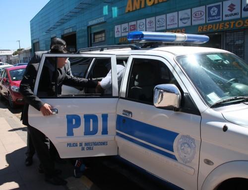 PDI Concepción detuvo a sujeto de habría violado a hija de su pareja