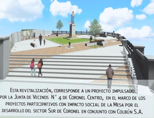 Remodelación Mirador Cerro La Virgen