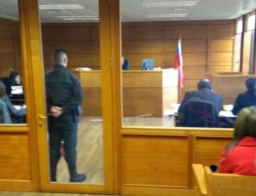 Acusado de femicidio en Coronel, quedó en prisión preventiva