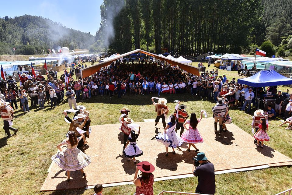 Exitosa Fiesta Costumbrista en Patagual