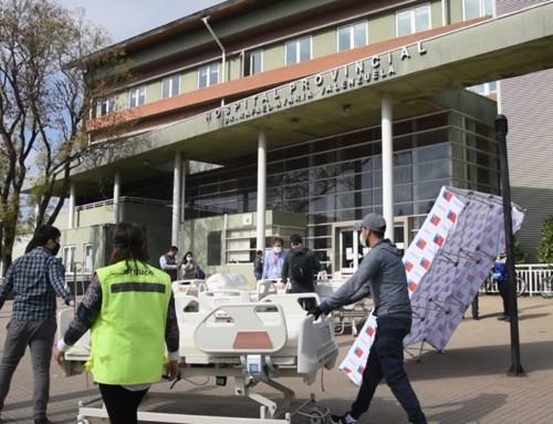 PROVINCIA DE ARAUCO CONTARÁ NUEVAS CAMAS UCI Y MODERNO EQUIPAMIENTO HOSPITALARIO