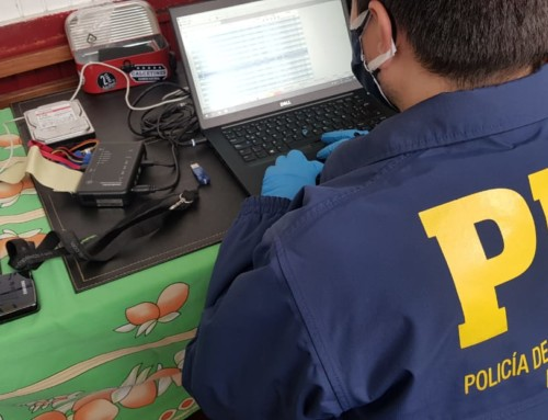PDI Concepción detuvo a hombre que almacenaba material pornográfico infantil