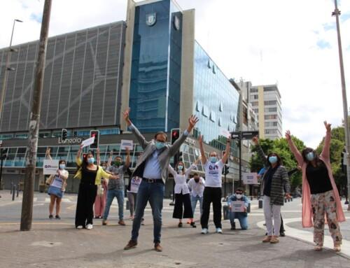 Gonzalo Osorio oficializó su candidatura independiente a alcalde por Coronel