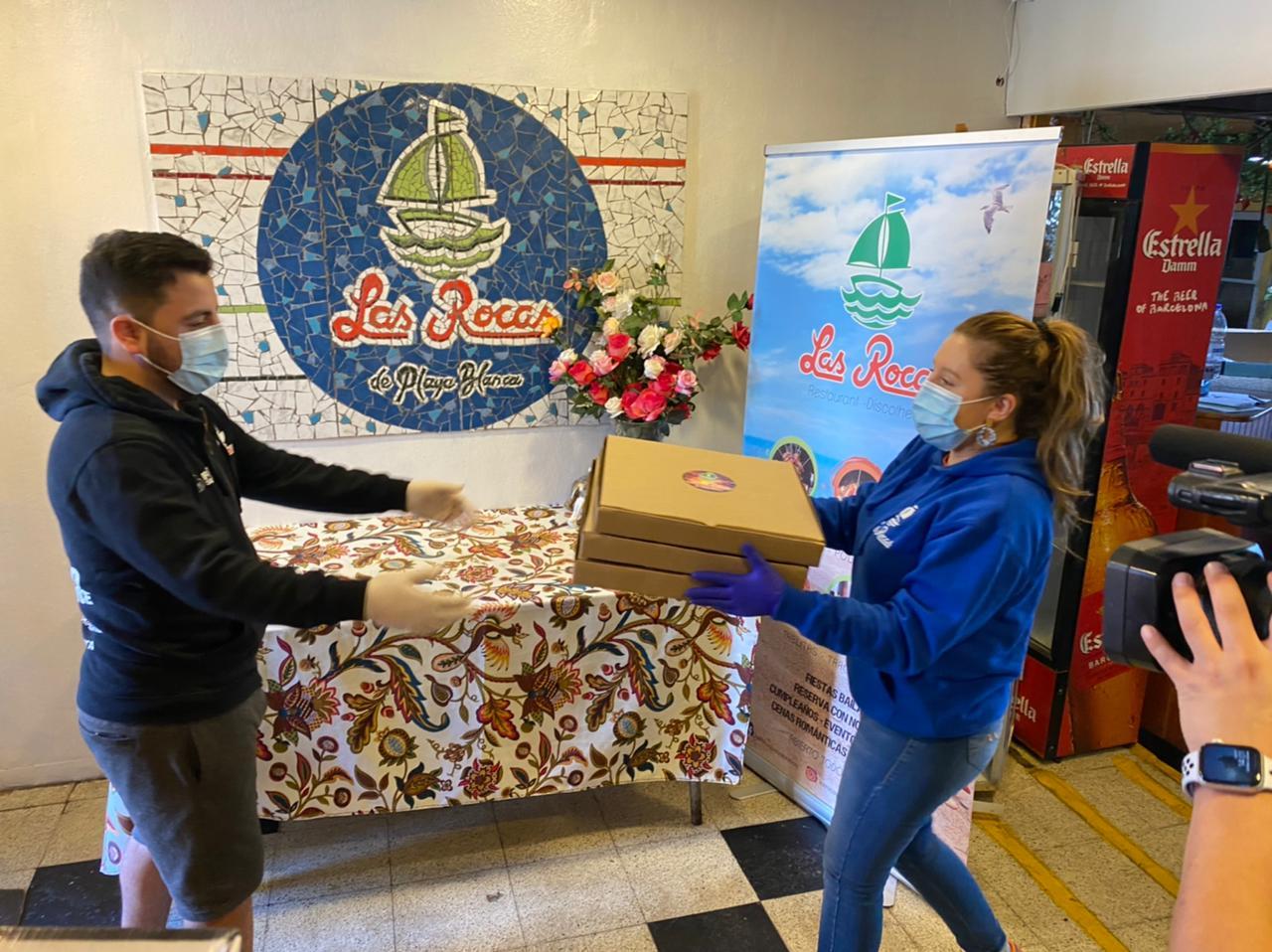Empresarios gastronómicos de Coronel ya cuentan con plataforma inteligente de delivery «Tu Pedido Coronel»