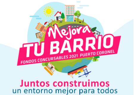 25 organizaciones sociales ganan fondos concursables de Puerto Coronel