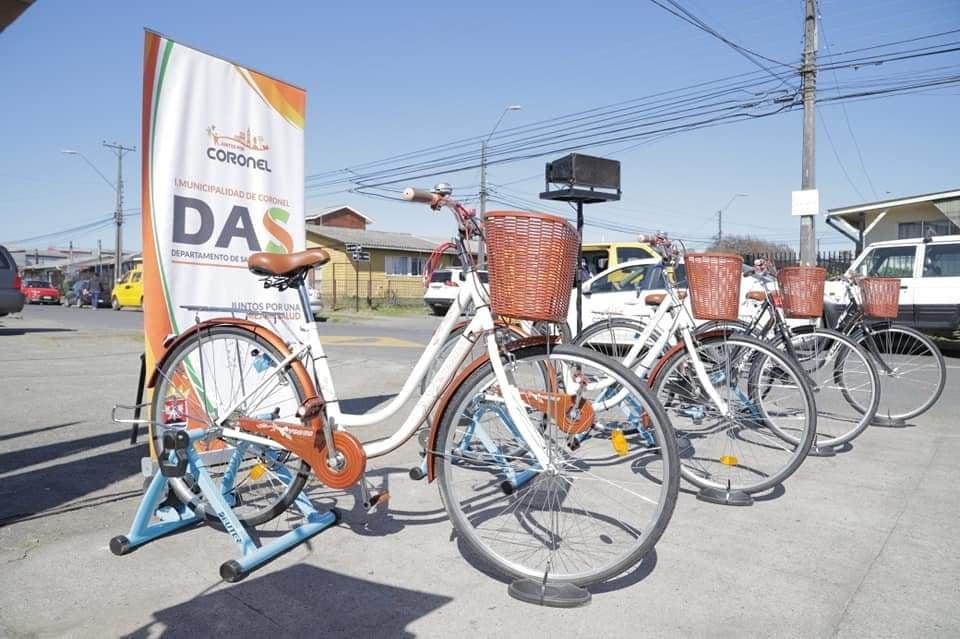 Bicimáquinas: Deporte y Energía limpia para Coronel
